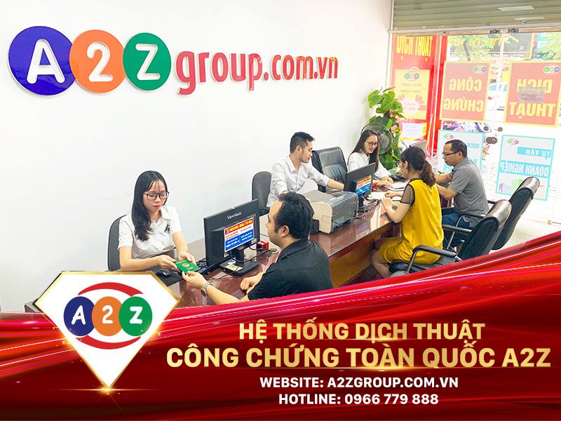 Dịch thuật công chứng tiếng Bungari tại Hà Nội