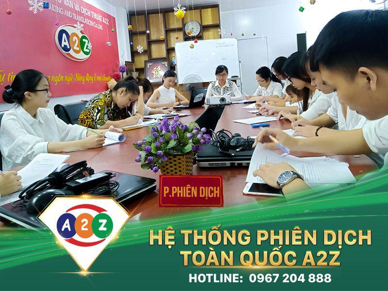 Phiên dịch tiếng Hán Nôm tại Tiền Giang