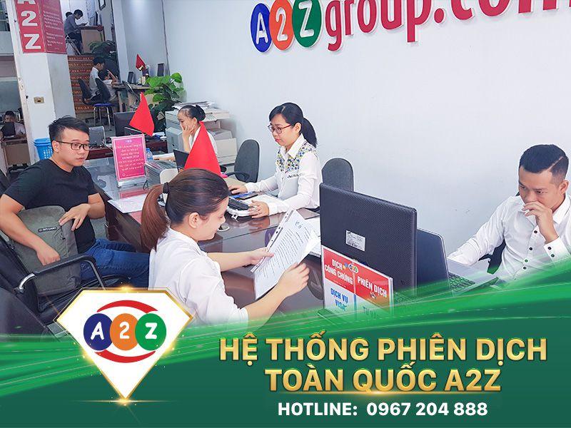 Phiên dịch tiếng Anh tại Việt Trì - Phú Thọ