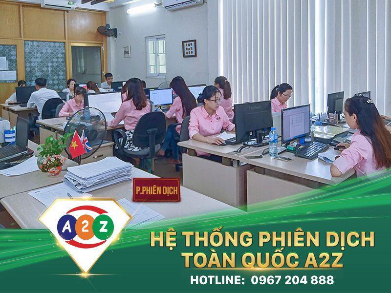 Phiên dịch tiếng Bungari tại Việt Trì - Phú Thọ