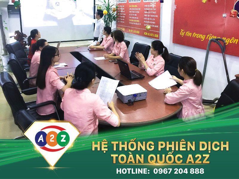Phiên dịch tiếng Ấn Độ tại Việt Trì - Phú Thọ