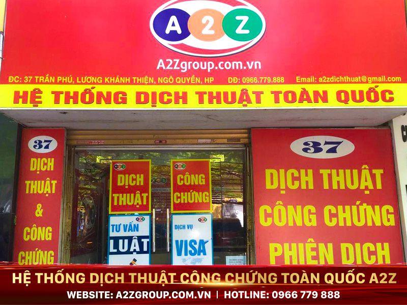 Dịch thuật công chứng tiếng Lào tại Bà Rịa – Vũng Tàu