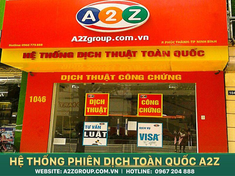 Phiên dịch tiếng Pháp tại Việt Trì - Phú Thọ