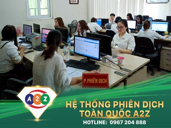 Phiên dịch tiếng Campuchia tại Hưng Yên