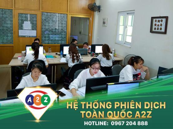 Phiên dịch tiếng Indonesia tại Việt Trì - Phú Thọ