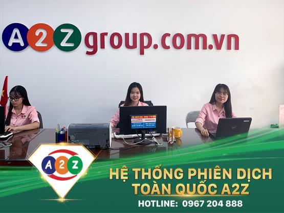 Phiên dịch tiếng Nga tại Việt Trì - Phú Thọ