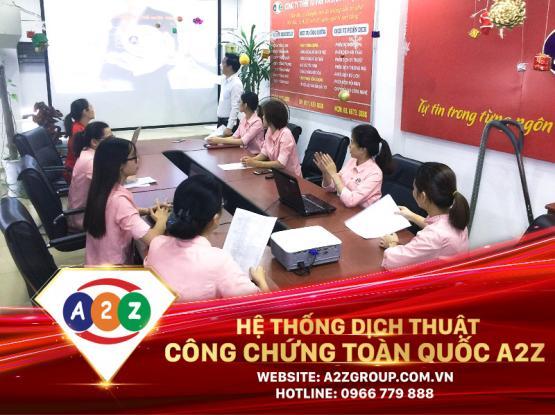 Dịch thuật công chứng tiếng Nhật tại Quảng Nam