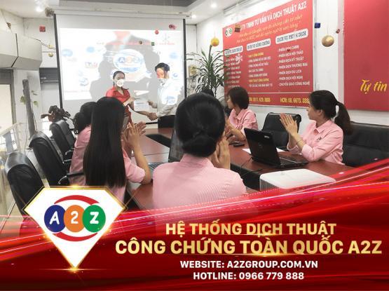 Dịch văn bản tiếng Pháp tại Quảng Bình