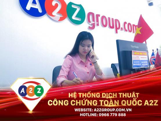 Dịch thuật công chứng tiếng Pháp tại Bắc Ninh