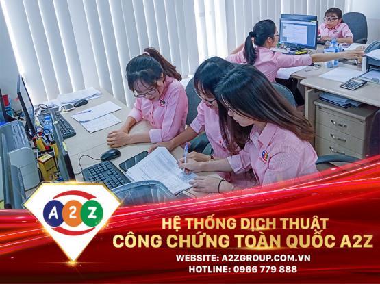Dịch thuật công chứng tiếng Hàn tại Quảng Nam