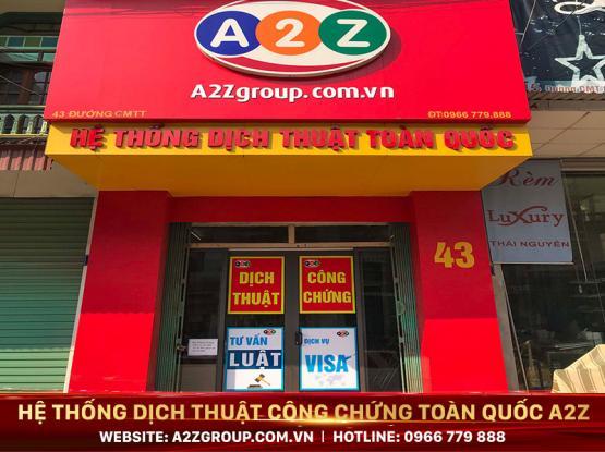 Dịch thuật công chứng tiếng Pháp tại Việt Trì - Phú Thọ
