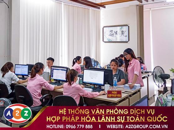 Hợp pháp hóa lãnh sự tại Vĩnh Yên