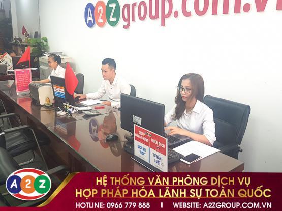 Hợp pháp hóa lãnh sự tại Lào Cai