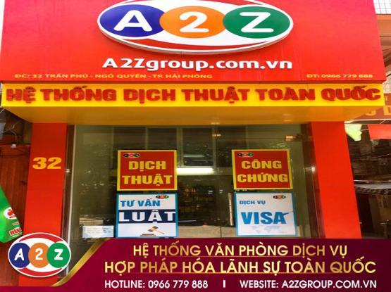 Hợp pháp hóa lãnh sự tại Thái Nguyên