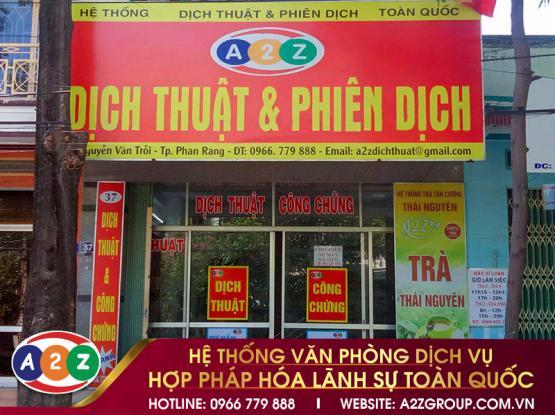 Hợp pháp hóa lãnh sự tại Lạng Sơn